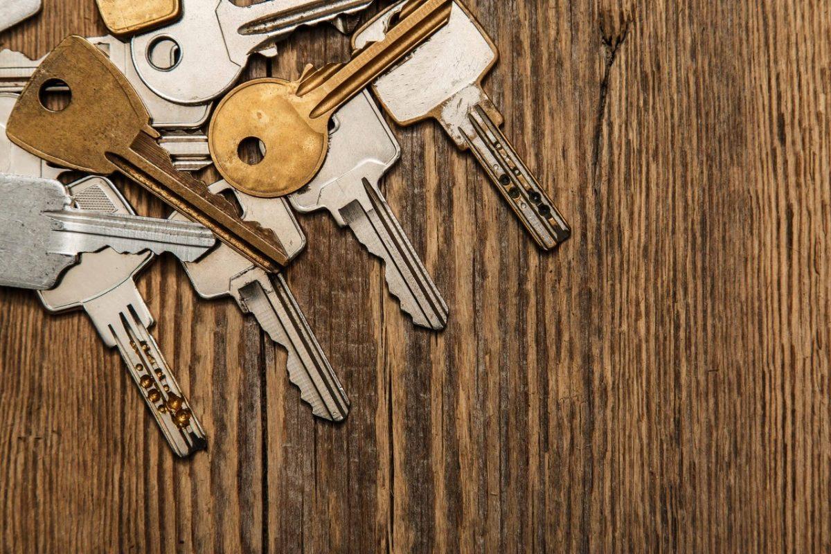 Schlüssel Ersatzschlüssel